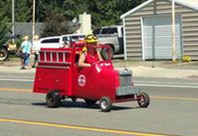 Burney Basin Days - Main Street Parade @ Main Street between Tamarack & Marquette   Burney   California   United States