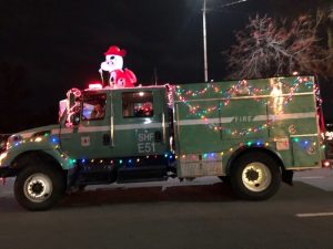 Redding Lighted Christmas Parade @ Downtown Redding